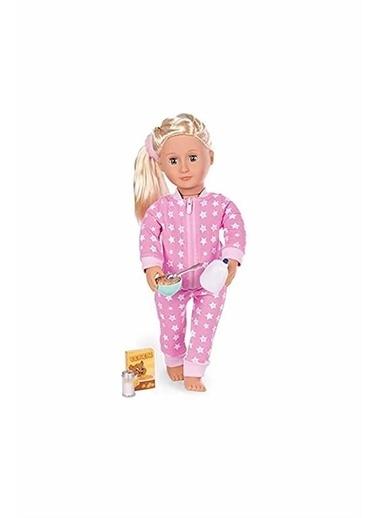 Our Generation Our Generation Yıldızlı Pijama Oyuncak Bebek Kıyafeti Renkli